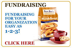 Papa Ben's Kitchen makes Fundraising Easy as 1-2-3
