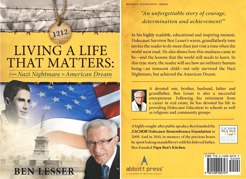 Living a Life That Matters by Ben Lesser